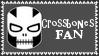 Marvel Comics Crossbones Fan Stamp