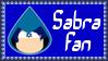 Marvel Comics Sabra Fan Stamp by dA--bogeyman