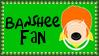 Marvel Comics Banshee Fan Stamp by dA--bogeyman