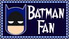 DC Comics Batman Fan Stamp