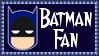 DC Comics Batman Fan Stamp