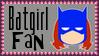 DC Comics Batgirl Fan Stamp