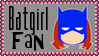 DC Comics Batgirl Fan Stamp by dA--bogeyman
