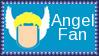 Marvel Comics Angel Fan Stamp by dA--bogeyman