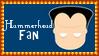 Marvel Comics Hammerhead Fan Stamp by dA--bogeyman