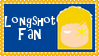 Marvel Comics Longshot Fan Stamp by dA--bogeyman