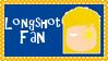 Marvel Comics Longshot Fan Stamp by dA--bogeyman