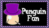 DC Comics Penguin Fan Stamp by dA--bogeyman
