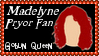 Marvel Madelyne Pryor - Goblin Queen Fan Stamp by dA--bogeyman