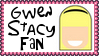 Marvel Comics Gwen Stacy Fan Stamp by dA--bogeyman