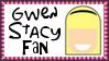 Marvel Comics Gwen Stacy Fan Stamp by dA--bogeyman