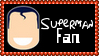 DC Comics Superman Fan Stamp by dA--bogeyman