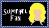 DC Comics Supergirl Fan Stamp by dA--bogeyman