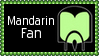 Marvel Comics Mandarin Fan Stamp by dA--bogeyman