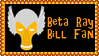 Marvel Comics Beta Ray Bill Fan Stamp by dA--bogeyman
