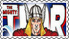 Marvel Cover Art Thor Stamp by dA--bogeyman
