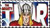 Marvel Cover Art Thor Stamp