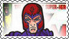 Marvel Cover Art Magneto Stamp