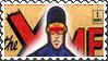 Marvel Cover Art Cyclops Stamp by dA--bogeyman