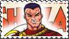 DC Cover Art Shazam! Stamp