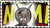 Marvel Cover Art Ant-Man Stamp by dA--bogeyman