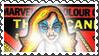 Marvel Cover Art Dazzler Stamp by dA--bogeyman