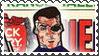 Marvel Cover Art Nick Fury - SHIELD Stamp