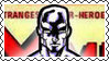 Marvel Cover Art Iceman Stamp