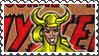 Marvel Cover Art Loki Stamp by dA--bogeyman