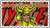 Marvel Cover Art Loki Stamp by dA--bogeyman