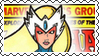 Marvel Cover Art Snowbird Stamp by dA--bogeyman