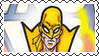 Marvel Cover Art Iron Fist Stamp by dA--bogeyman