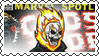Marvel Cover Art Ghost Rider Stamp