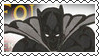 Marvel Cover Art Black Panther Stamp