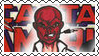 Marvel Cover Art Sin (Daughter of Red Skull) Stamp