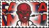 Marvel Cover Art Sin (Daughter of Red Skull) Stamp