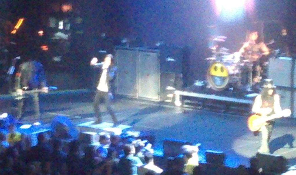 Slash With Myles Kennedy Concert 8-29-14 by dA--bogeyman