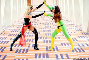 Avngers vs X-Men: Round 1 by JeanneKilljoy