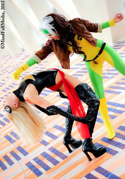 Avengers vs X-Men: Round 2 by JeanneKilljoy