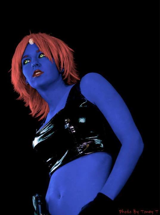Mystique by JeanneKilljoy