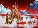 North Pole 2075- Santa On Mars
