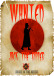 'Jack The Ripper' Wanted Poster