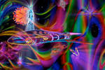 Madhatter Space Tours by surreal1st1cp1llow