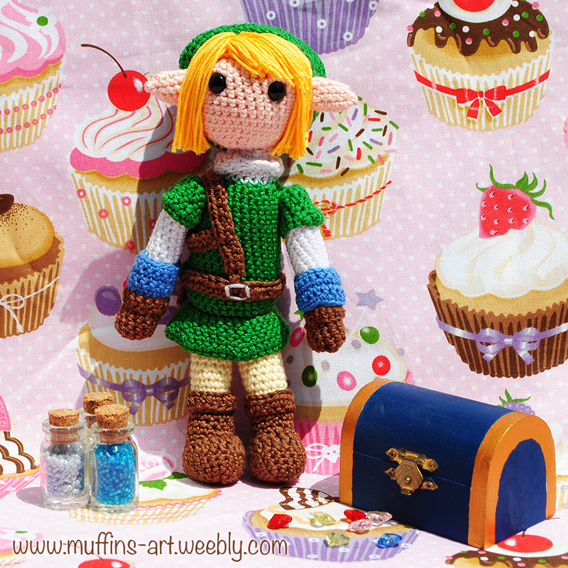 Link amigurumi doll by TheArtOfMuffin on DeviantArt