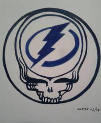 Lightning Stealie by danieldenta169
