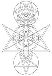 666 Side 1 Thaumim Digital by danieldenta169