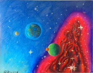 Dual Planets by danieldenta169