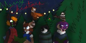 Christmas Carolin' (Myth and Fable)