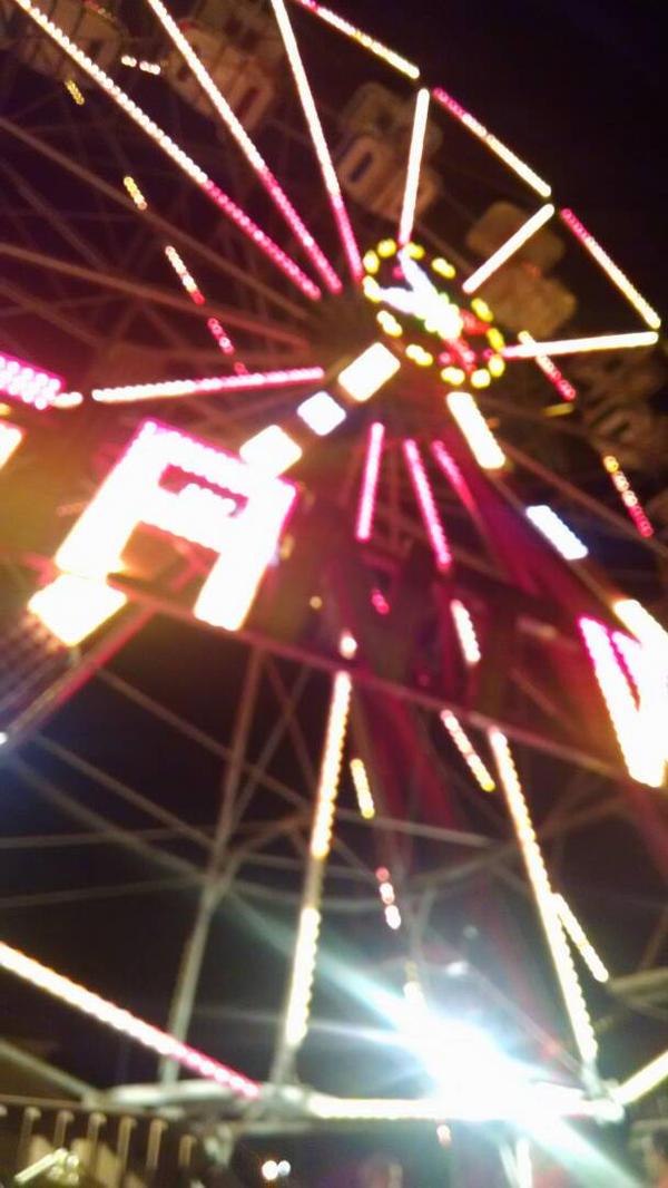 Ferris wheel by hot293wildcat