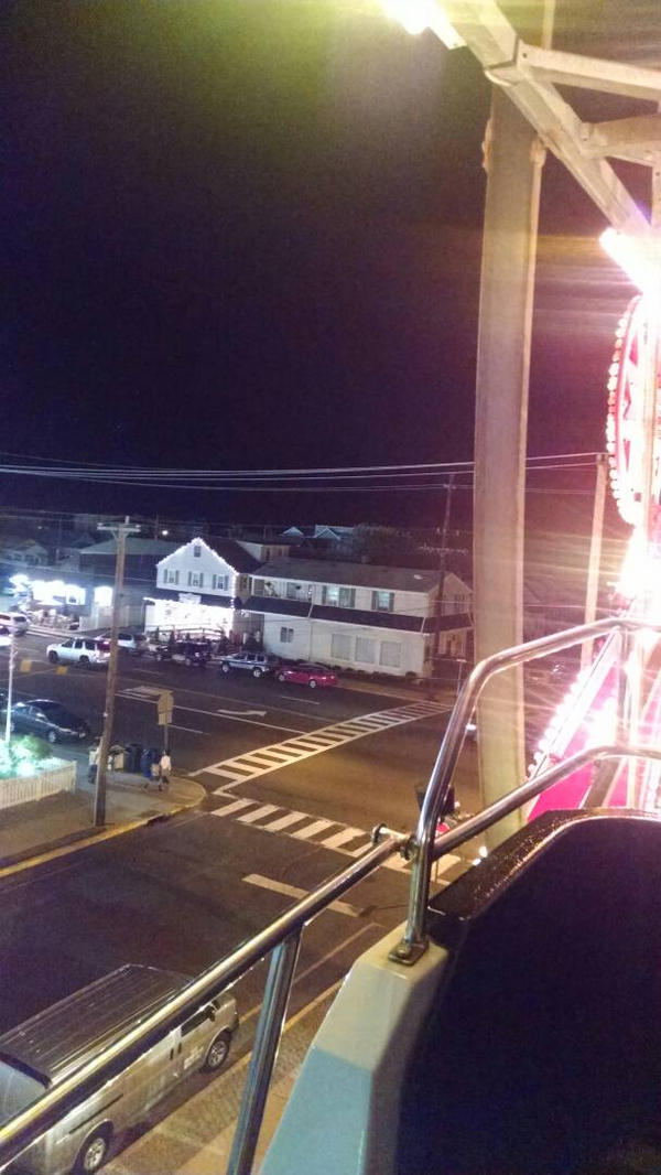 Ferris Wheel view by hot293wildcat